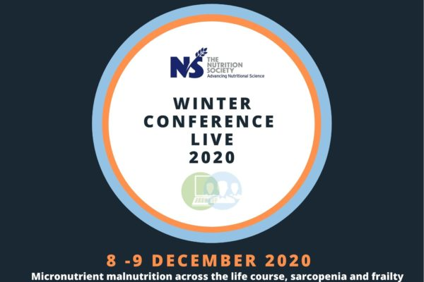 Micronutrient malnutrition across the life course, sarcopenia and frailty 8-9 December 2020