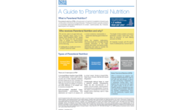A Guide to Parenteral Nutrition