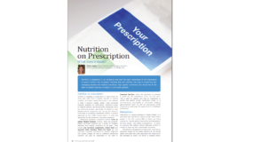 Nutrition on Prescription