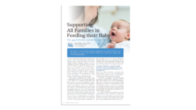 Supporting All Families in Feeding their Baby