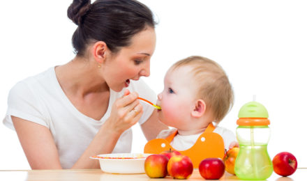 Complementary (or weaning) foods